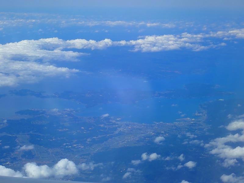 航空写真(能登島、新潟、小国町、長井市)