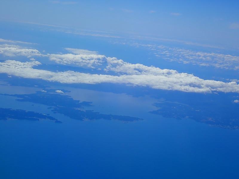 能登島航空写真